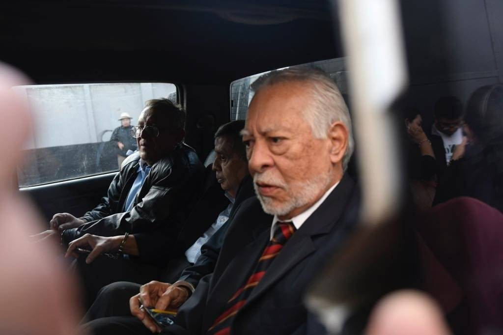 Edilberto Letona, caso Molina Theissen