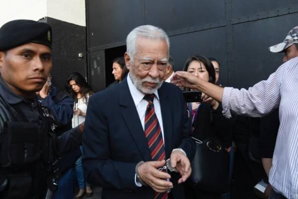 Edilberto Letona Linares, caso Molina Theissen