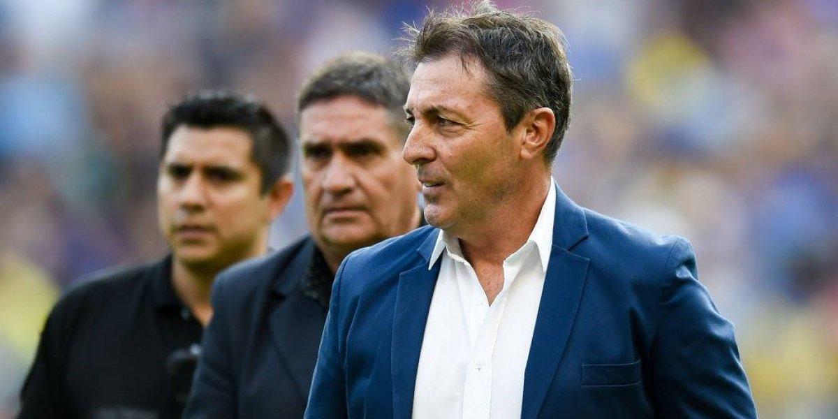 Frank Darío Kudelka está a horas de ser confirmado como nuevo técnico de la U