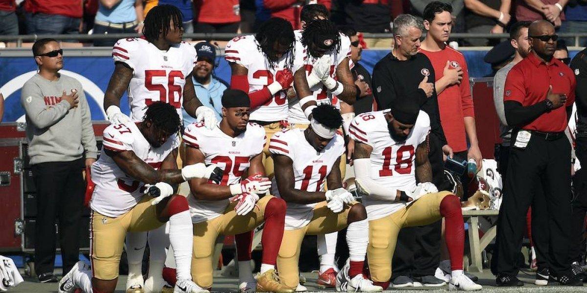 NFL y dueños adoptarán nueva regla en torno al himno de Estados Unidos