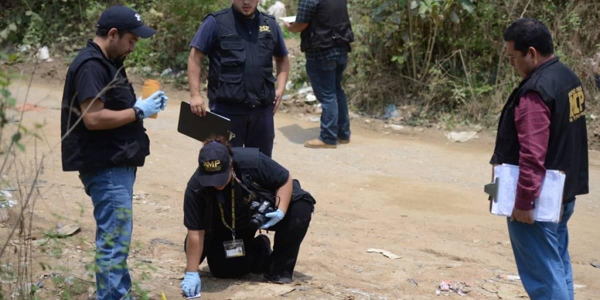 Personal del MP se especializa en procesamiento de escena del crimen