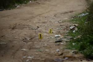 hombre asesinado en San Pedro Ayampuc