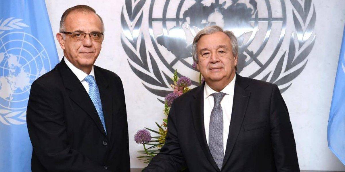 """Frente ciudadano contra la corrupción envía carta a Guterres y pide que no """"nos abandone"""""""