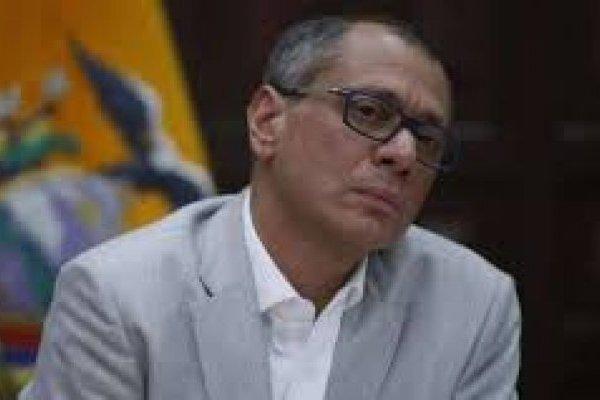 audiencia de apelación del exvicepresidente Jorge Glas