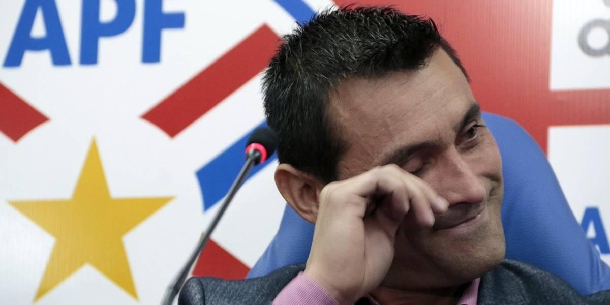 ¿Y en Colo Colo? Un emocionado Justo Villar tendrá partido de despedida en la selección paraguaya