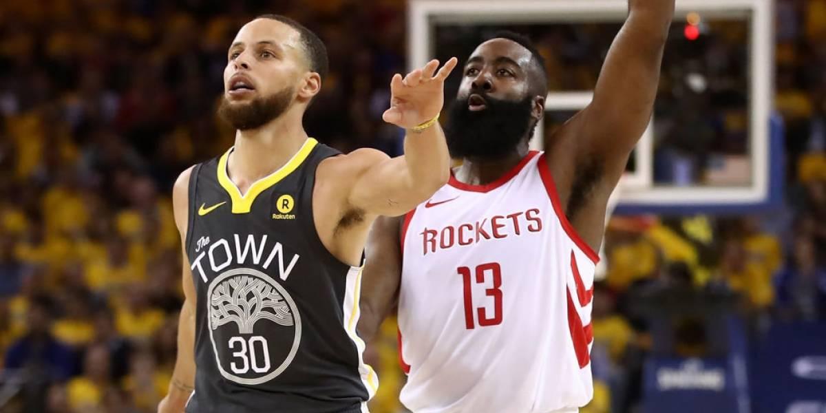 Rockets-Warriors en busca de colocarse a un paso de la Final