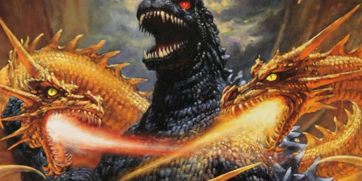 Este es el primer vistazo (más o menos) de King Ghidorah en Godzilla 2