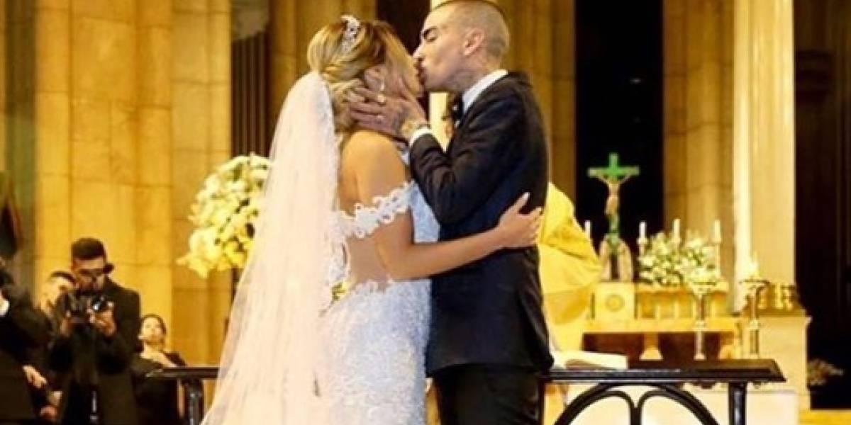 Veja como foi o casamento de Lexa e MC Guimê