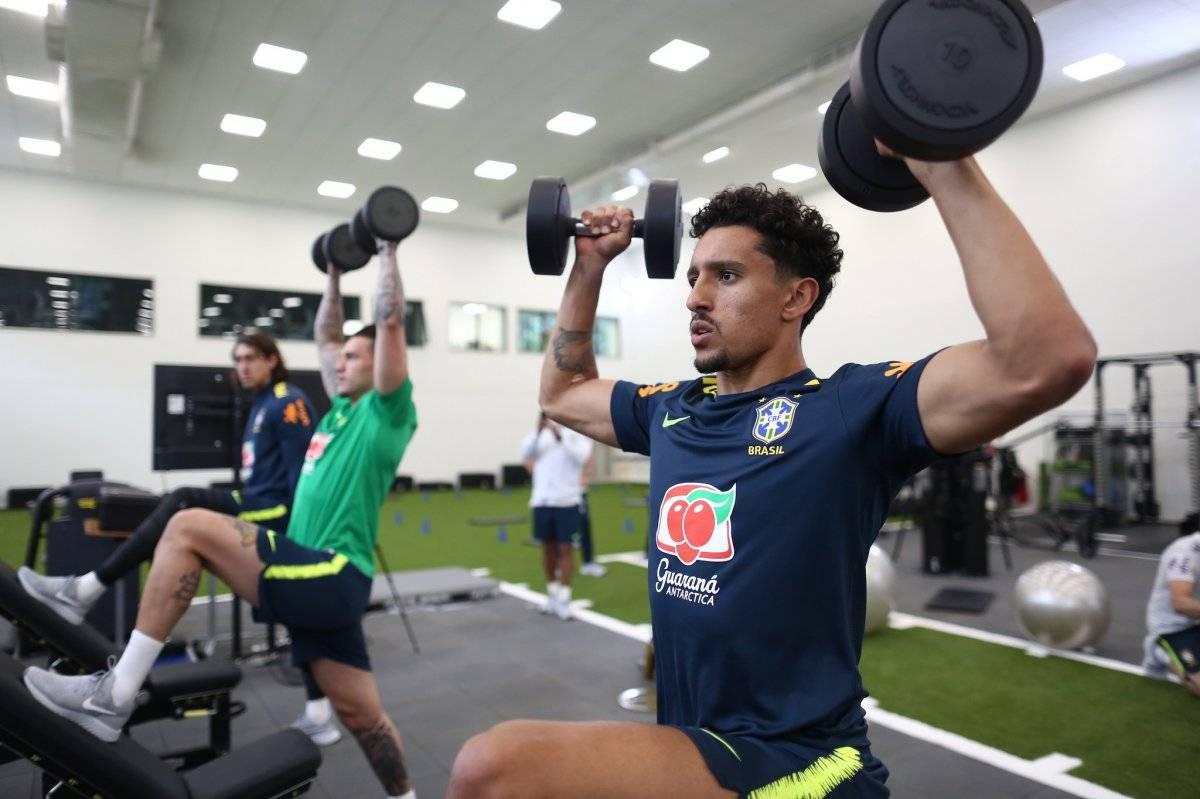 Marquinhos Lucas Figueiredo/CBF