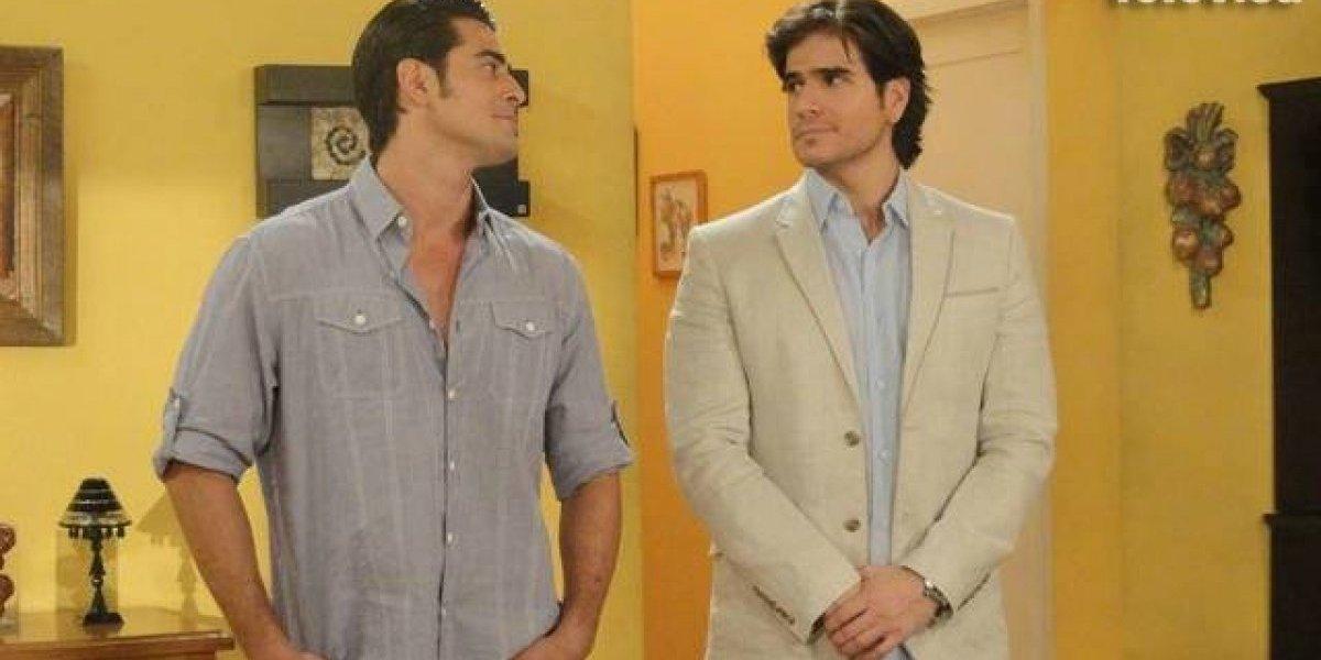 Con esta foto, actor mexicano presenta a su novio