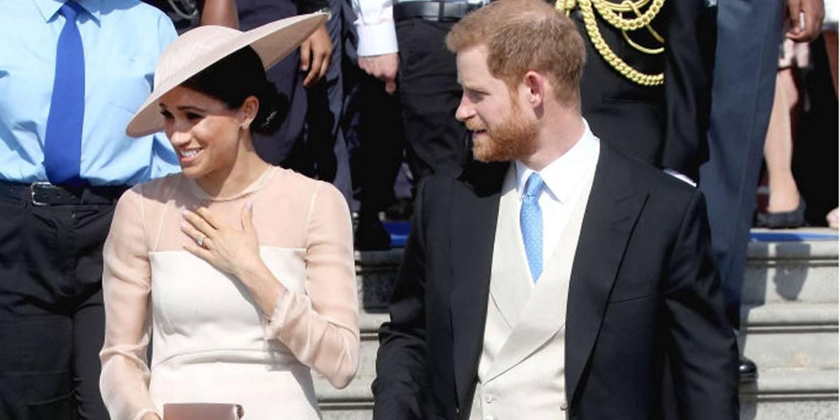 Família real: Meghan Markle e o príncipe Harry teriam grau de parentesco