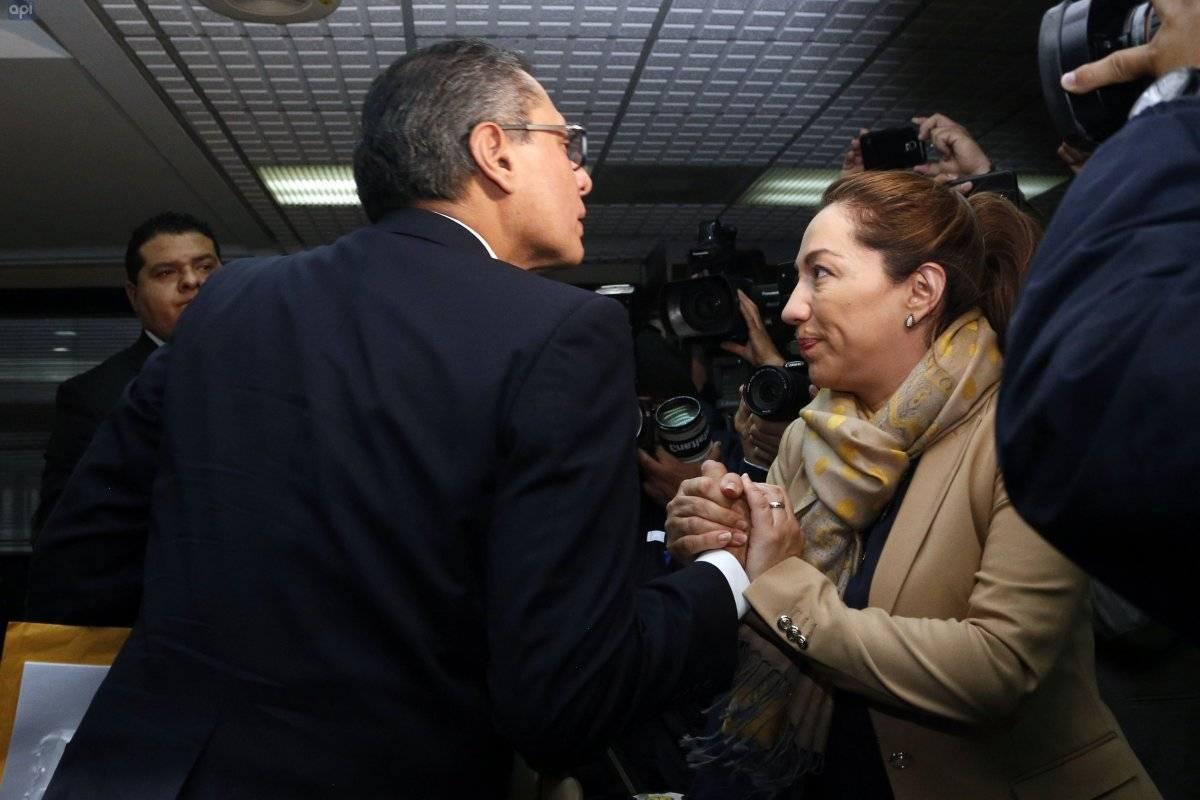 Audiencia de apelación a la sentencia, solicitada por Jorge Glas, exvicepresidente de la República, y otros por presunta asociación ilícita en el caso Odebrecht. API