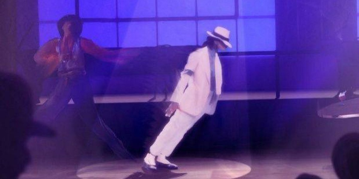 Científicos revelan el secreto de Michael Jackson para inclinarse a 45º sin caer