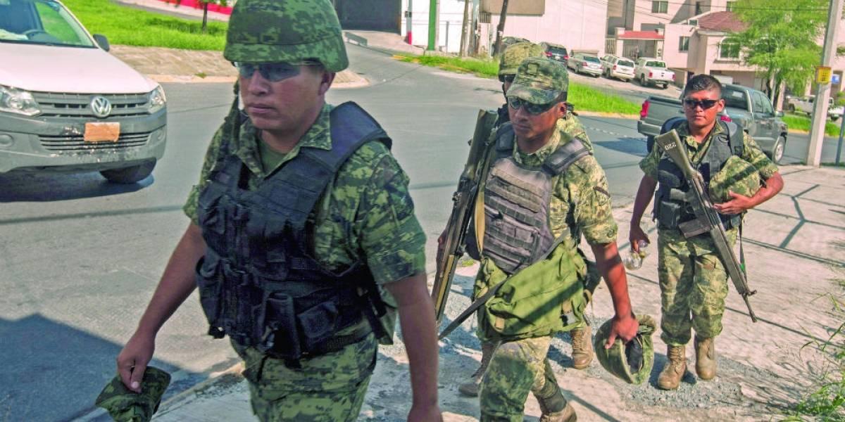 Aplican operativos Escudo y Cinturón en Monterrey