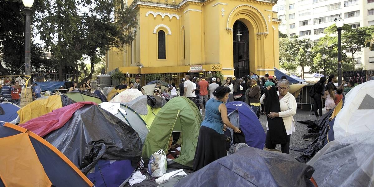 Prefeitura de São Paulo vai instalar banheiros no Paissandu