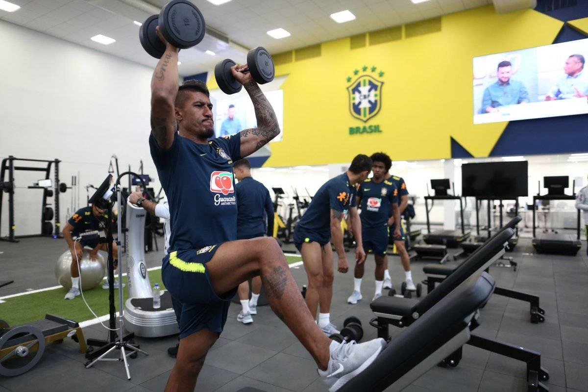 Paulinho Lucas Figueiredo/CBF