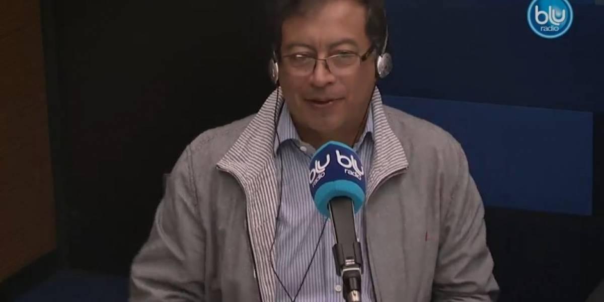 La discusión de Petro con Néstor Morales por el riesgo de fraude en las elecciones