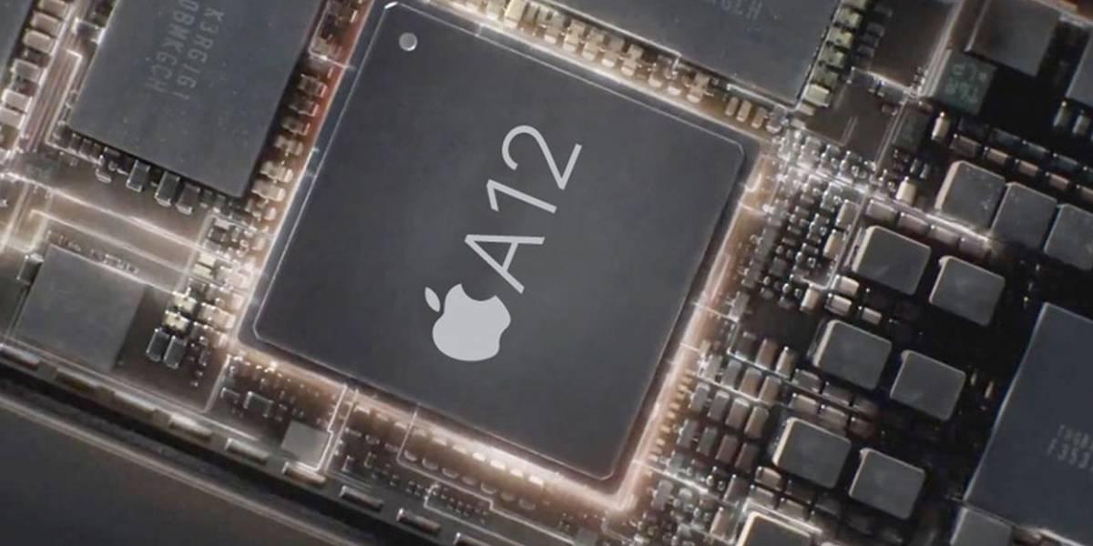 Apple inicia la producción de su procesador A12 para nuevos iPhone