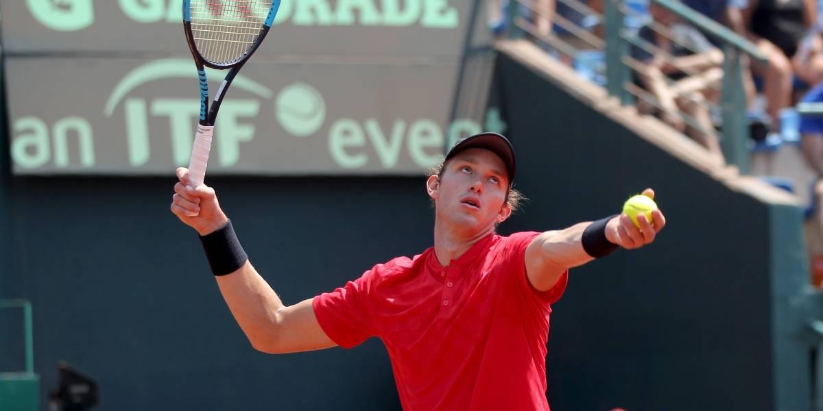 Nicolás Jarry jugará por primera vez en Wimbledon de forma directa