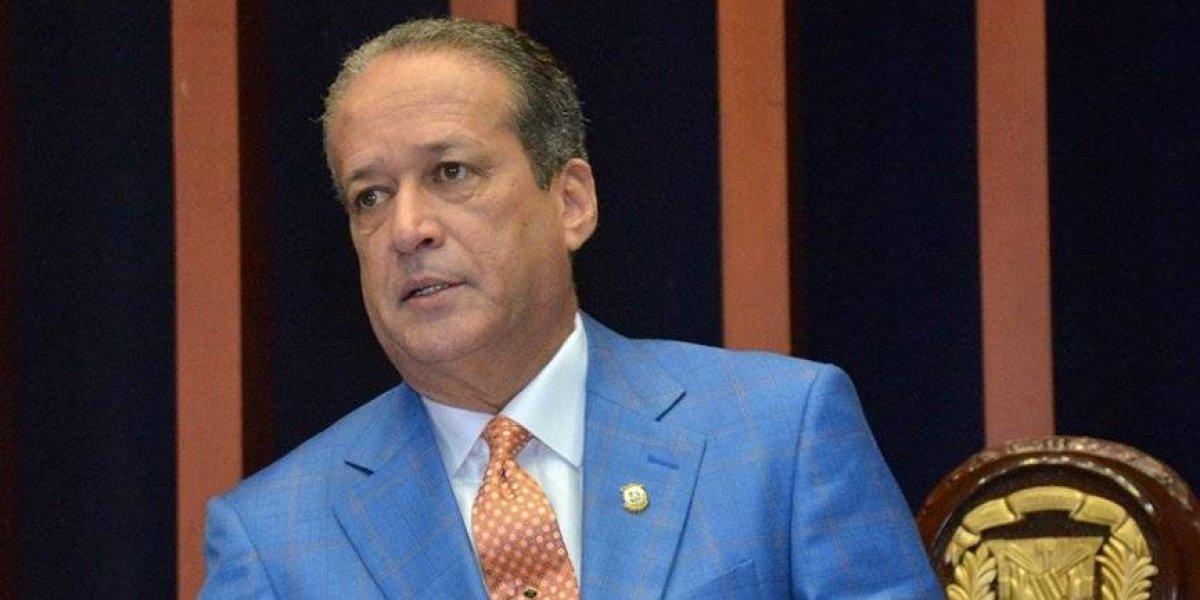 Reinaldo Pared afirma que Medina no buscará la reelección