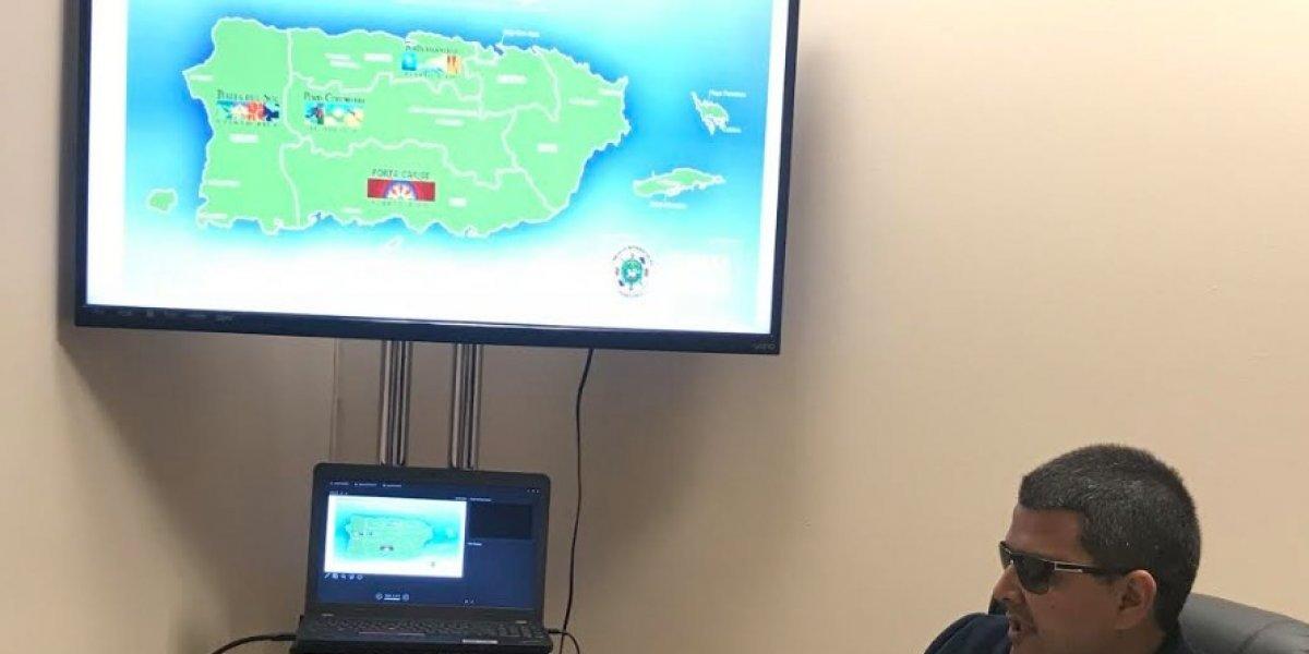 Presentan medida para cambiar mapa turístico de Puerto Rico