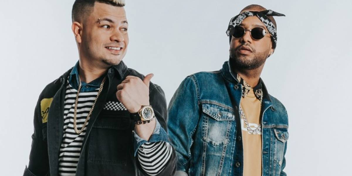 Jowell & Randy llegan a Vivo Beach Club