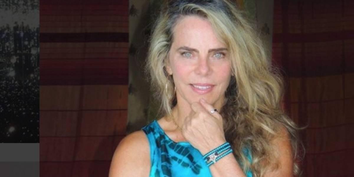Casa de Bruna Lombardi é invadida por ladrões em São Paulo