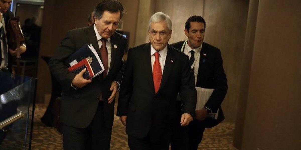 Piñera decide no nombrar embajador en Venezuela tras reelección de Nicolás Maduro