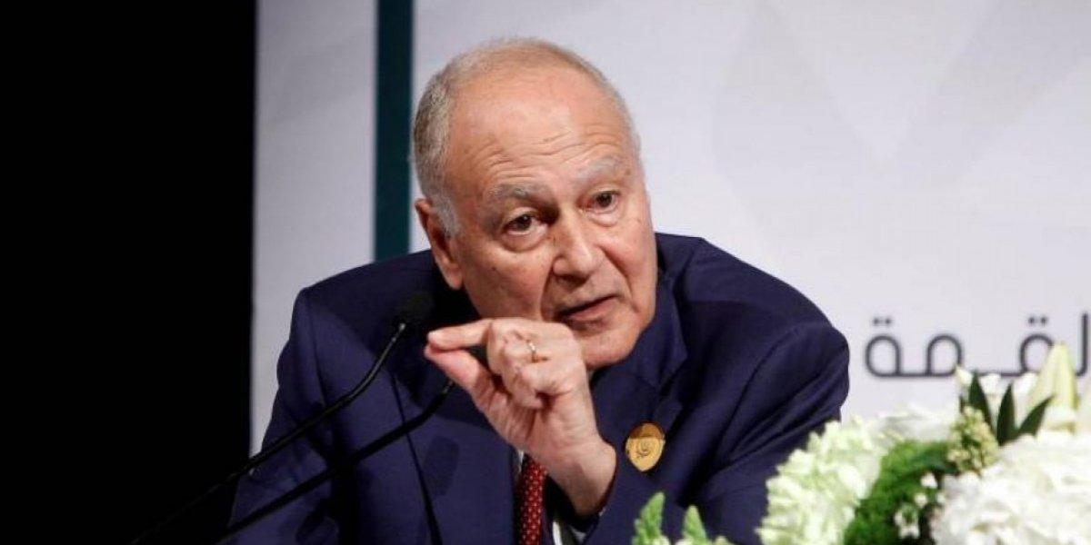 Liga Árabe cancela el memorándum con Guatemala por el traslado de la embajada a Jerusalén