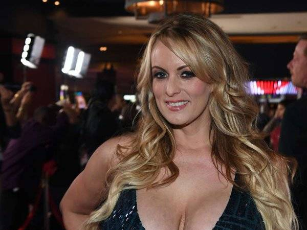 Stormy Daniels West Hollywood Donald Trump