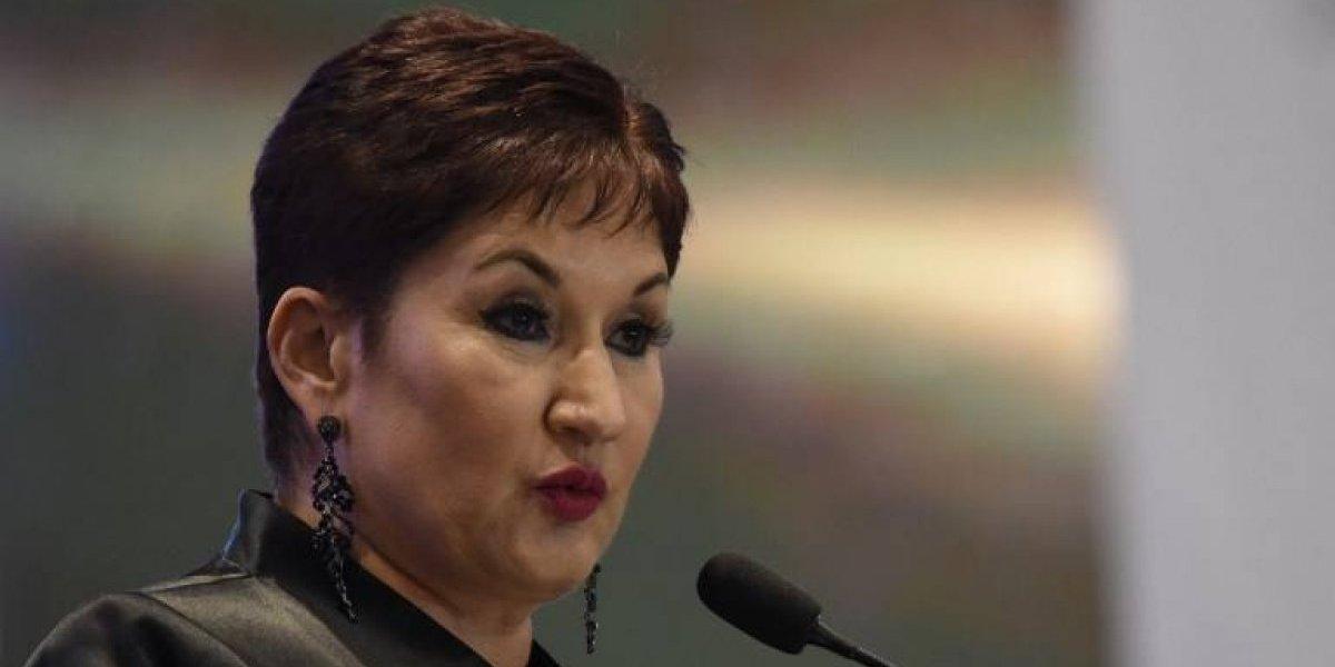 Thelma Aldana advierte un golpe de Estado técnico en entrevista a medio internacional