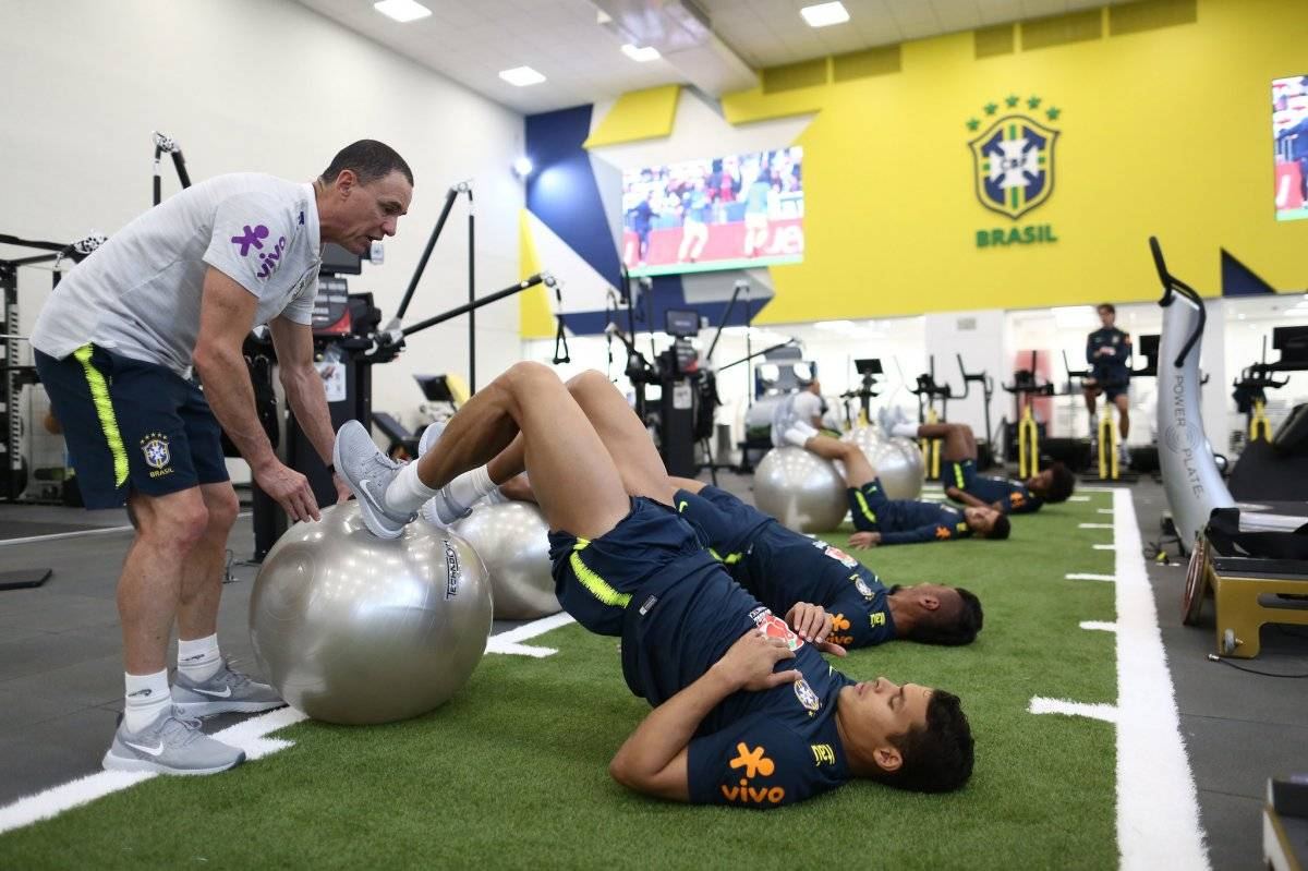 Thiago Silva Lucas Figueiredo/CBF