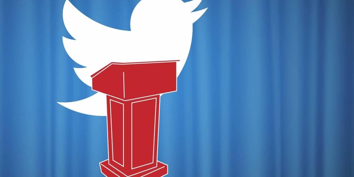 Twitter etiquetará a los candidatos políticos de una forma totalmente nueva