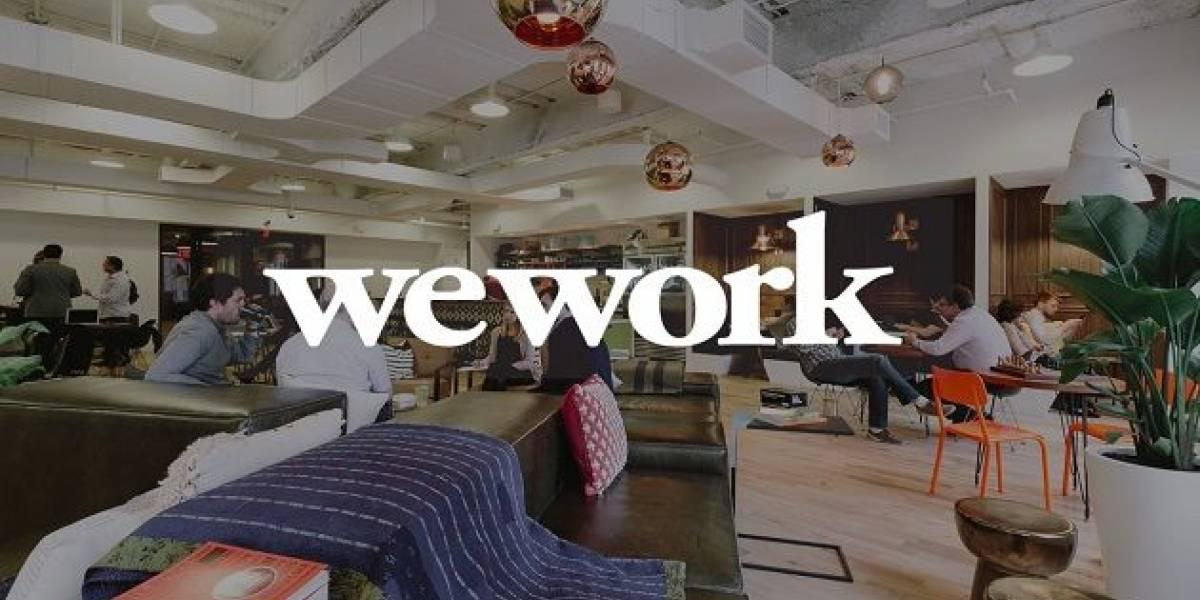 Conoce Wework: la multinacional que ofrece espacios de 'Coworking' a empresas de todos los tamaños