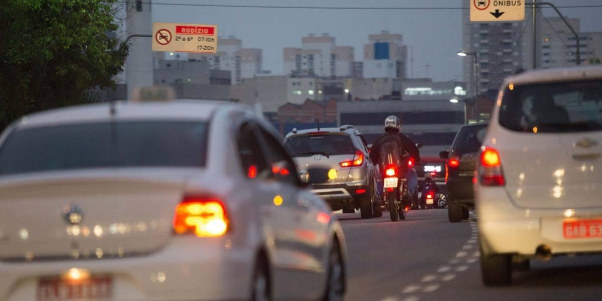 Rodízio volta hoje em São Paulo; caminhão fica liberado