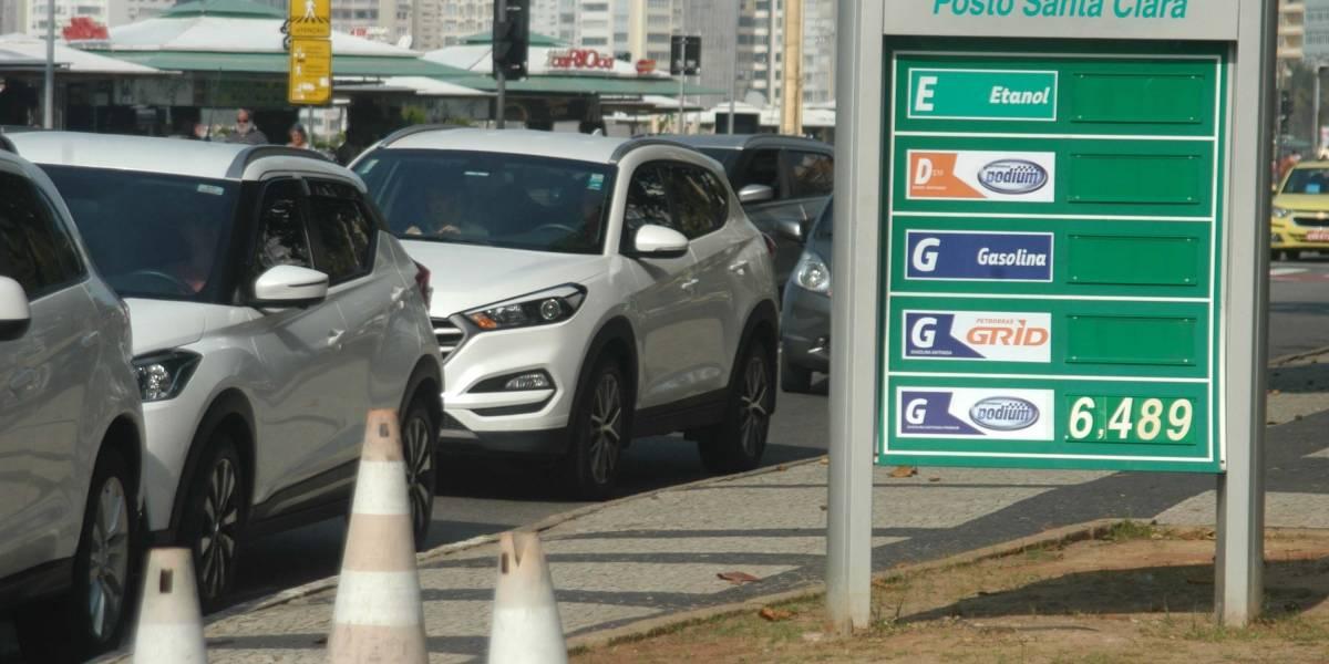 Sindicato diz que 90% dos postos no Rio estão sem combustíveis