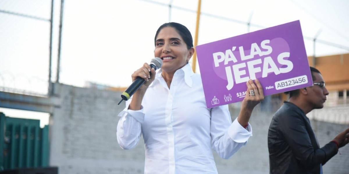 Plantea Barrales iniciar nueva era de protección social en la capital