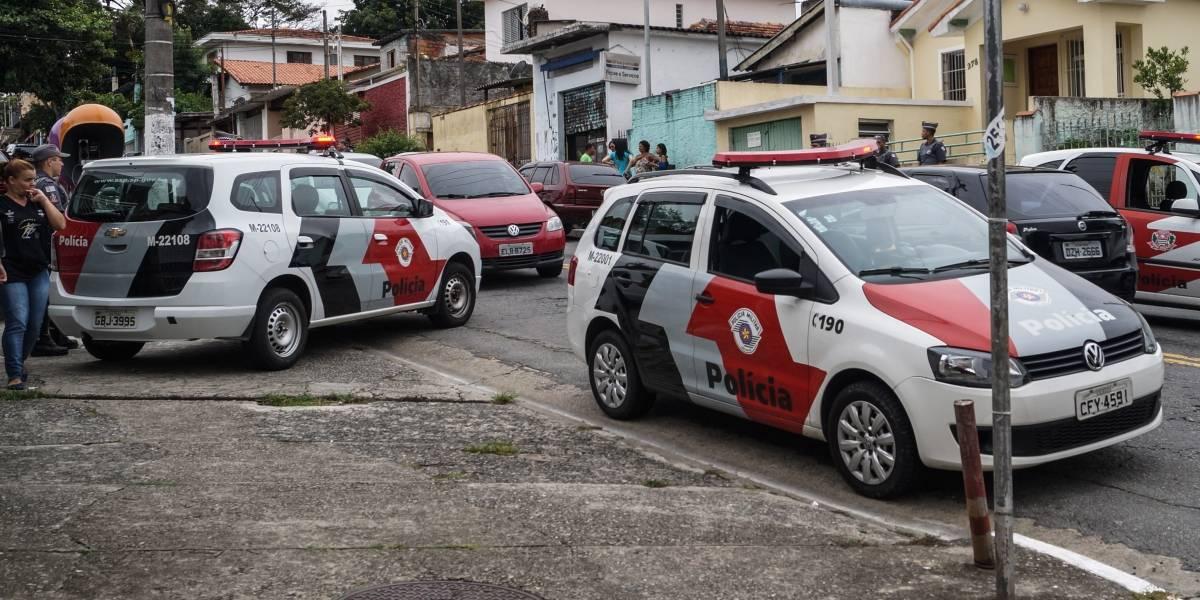Veículos da PM estão mais tempo parados em SP para economizar combustível