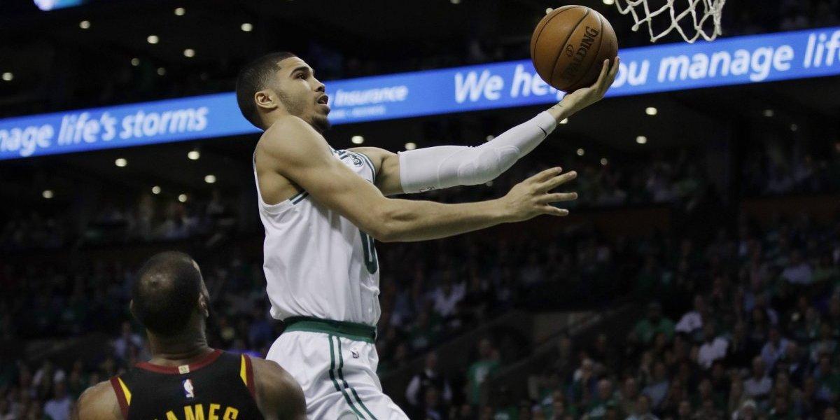NBA: Boston Celtics volvió a tomar la delantera ante Cleveland Cavaliers en la final del Este