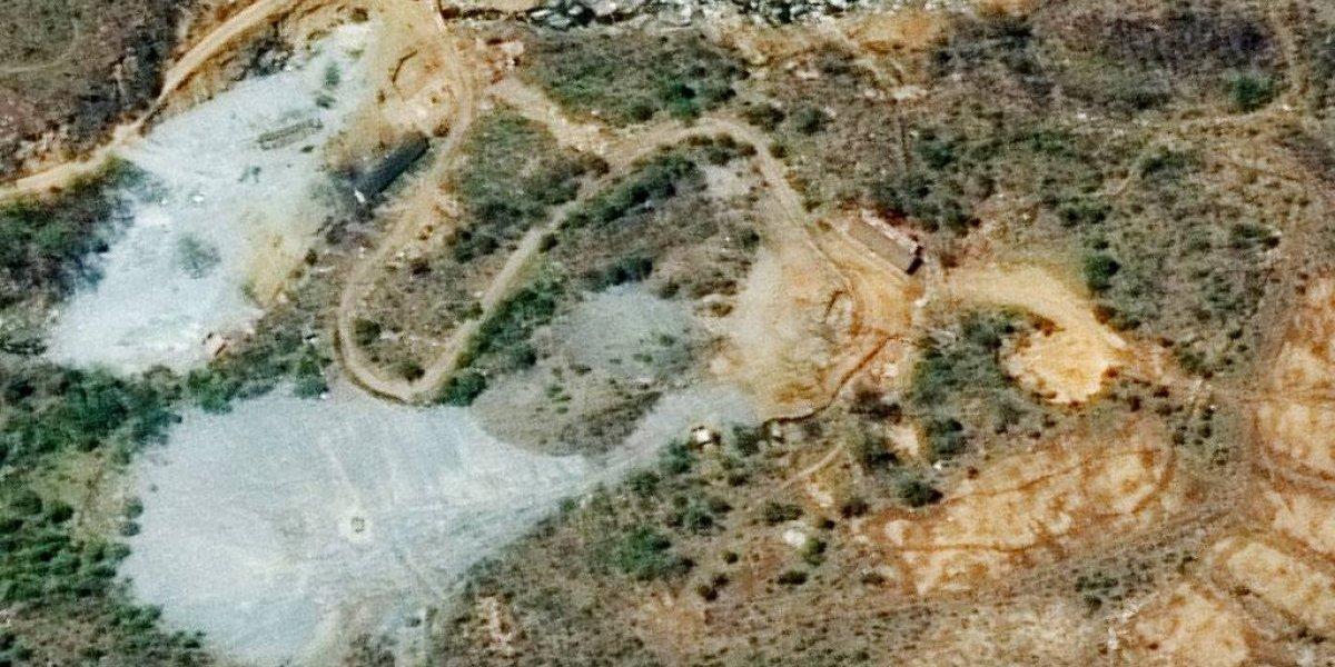 Corea del Norte destruye lugar de ensayos nucleares
