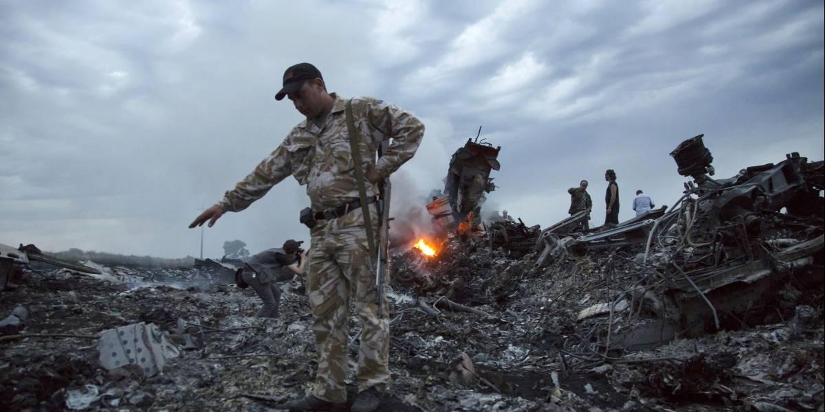 Misil ruso derribó vuelo MH17 sobre Ucrania, concluye investigación