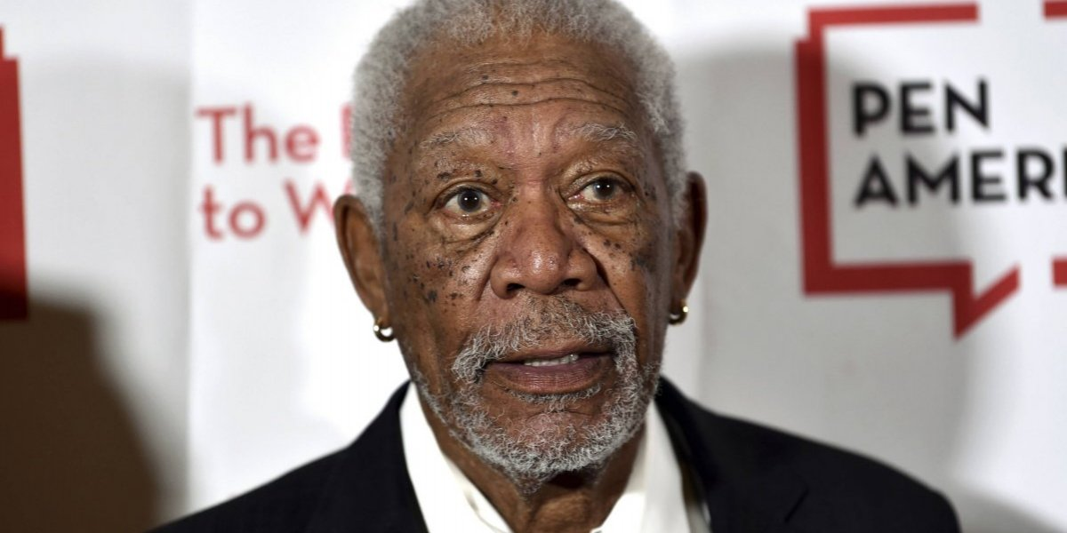 Abogado de Morgan Freeman exige a CNN que se retracte de la historia de acoso sexual
