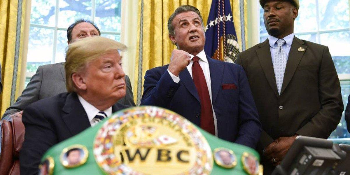 Trump indulta póstumamente al boxeador Jack Johnson