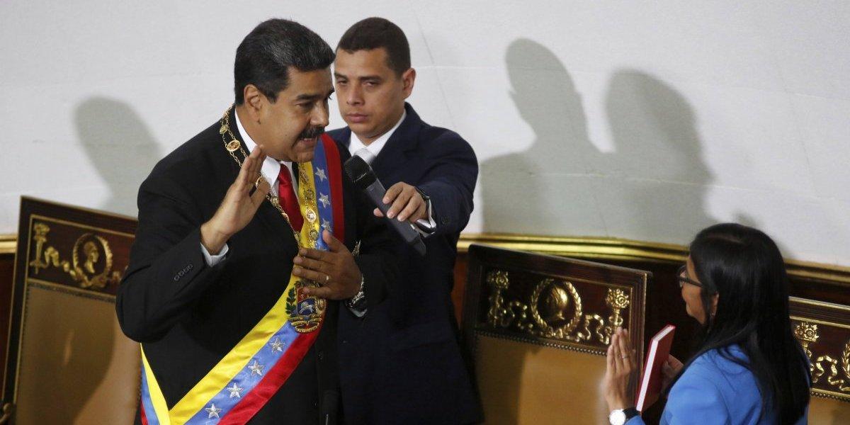 Nicolás Maduro adelanta su toma de protesta como presidente de Venezuela