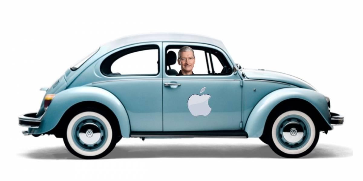 Apple firma acuerdo con VW para crear coches autónomos tras rechazo de BMW