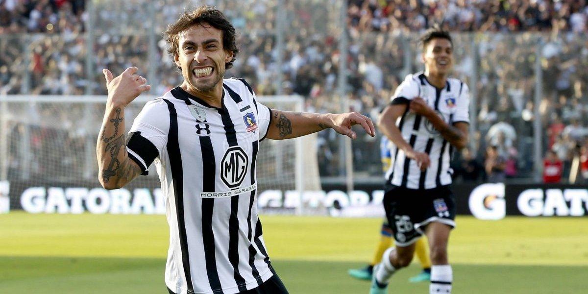 El Mago Valdivia se sacó la rabia y respondió a las burlas de la U tras pasar a octavos de la Libertadores