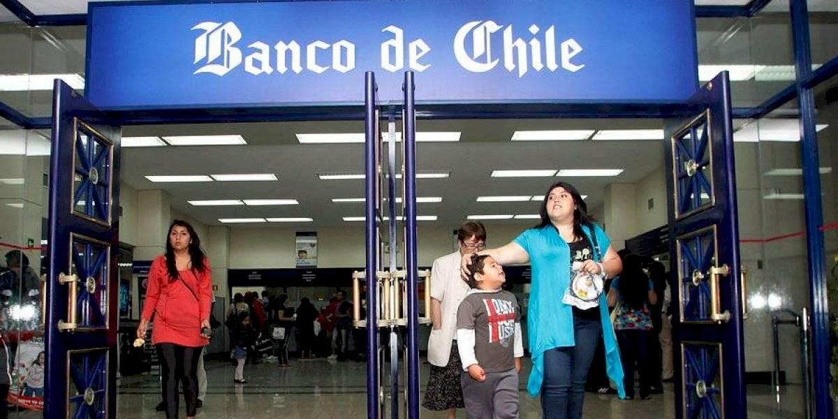 Mientras la economía va a paso de tortuga: bancos acumulan más de US$2.200 millones en ganancias hasta julio