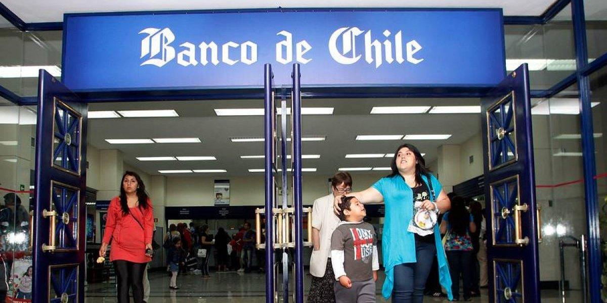 """""""No hubo hackeo"""": Banco de Chile descarta riesgo de seguridad tras fallas en sucursales"""