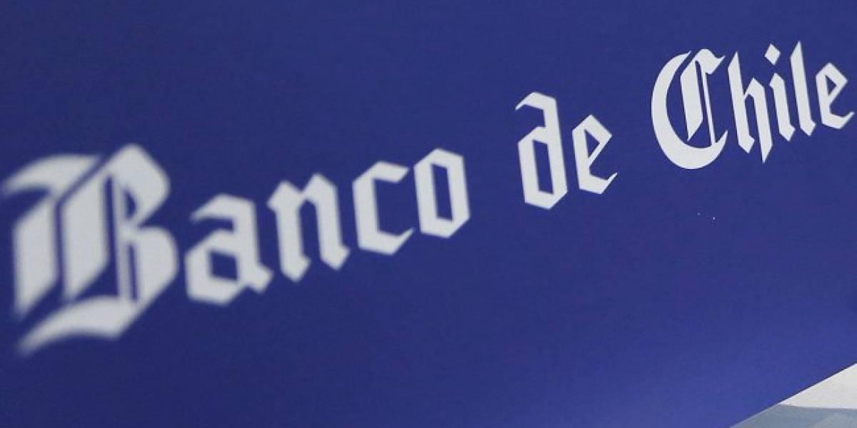 Banco de Chile sufre caída de sistema informático en todo el país
