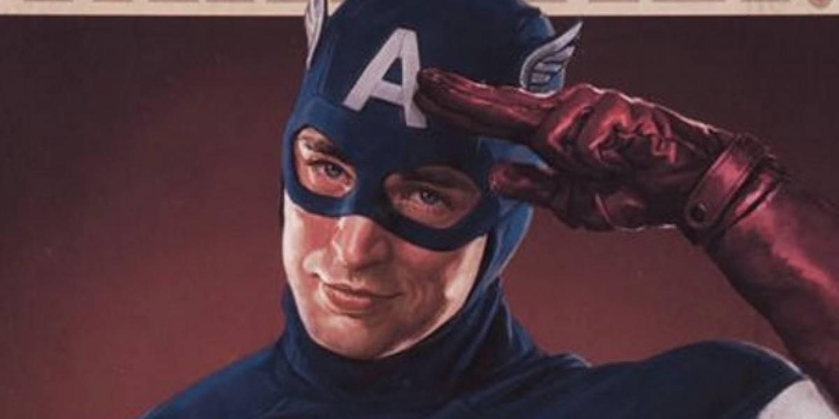 Corte de Arica tendrá juicio por el robo del escudo del Capitán América